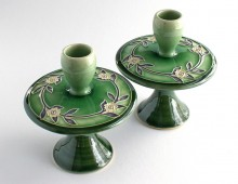 P-004 Spring candleholders